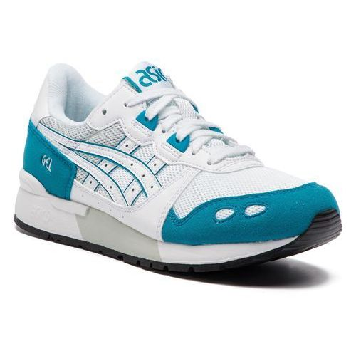 Asics Sneakersy - tiger gel-lyte 1191a092 white/teal blue 102