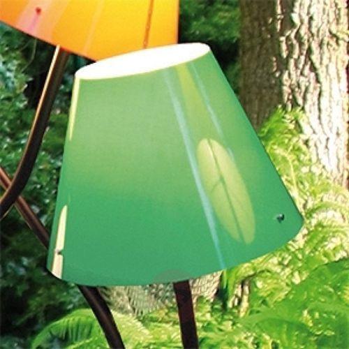 Zielony klosz do lampy zewnętrznej octopus outdoor marki Top light