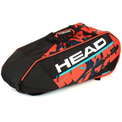 Head Radical 9R Supercombi Black/Orange