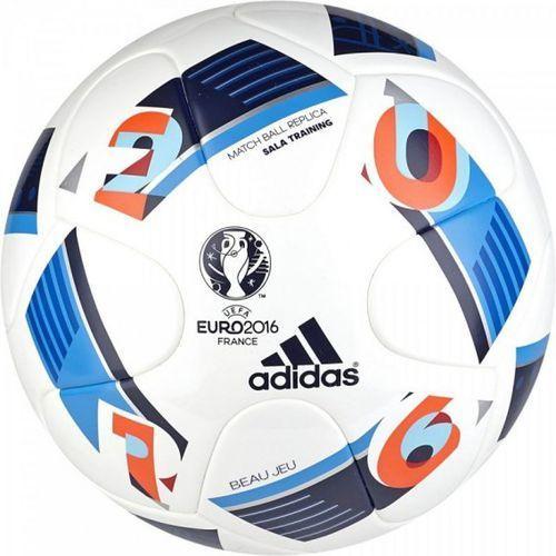 Adidas Piłka nożna halowa  beau jeu euro16 sala training ac5446 izimarket.pl