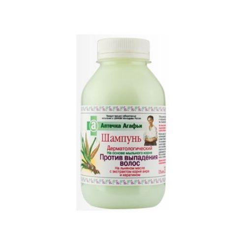 Babuszka Agafia Dermatologiczny szampon przeciw wypadaniu włosów 300ml, BIOSFERA