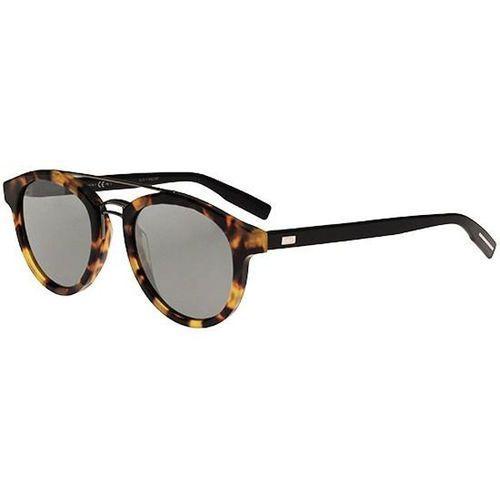 Okulary Słoneczne Dior BLACK TIE 231S 555/T4, kolor żółty