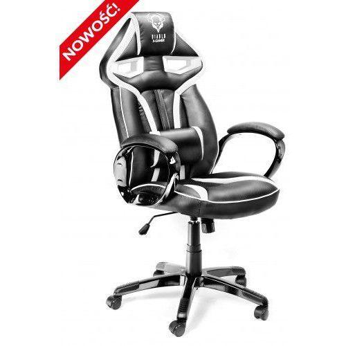 Domator24 Fotel dla gracza diablo x-gamer plus