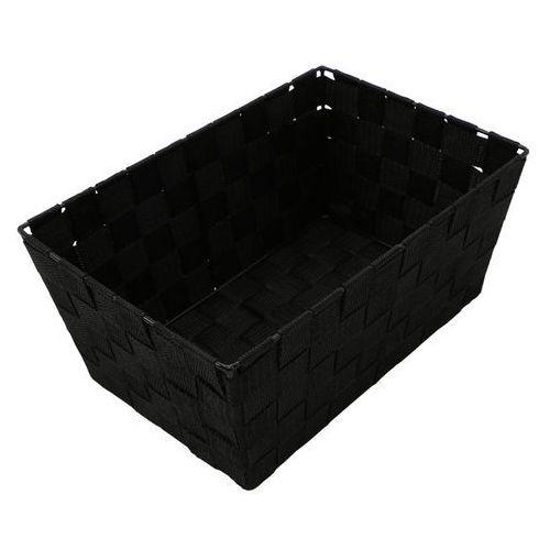 Sepio koszyk modena czarny 13x30x20 cm
