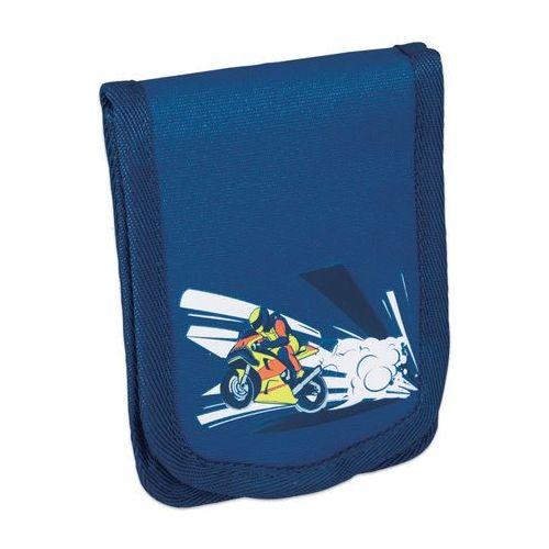 OKAZJA - Topgal Etui na szyję  chi 663 d - blue (8592571003099)