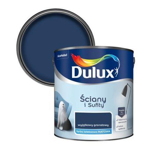 Farba ściany i sufity wyjątkowy granatowy 2,5 l marki Dulux