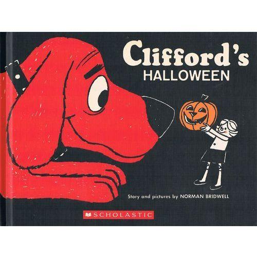 Clifford's Halloween (twarda oprawa), Scholastic