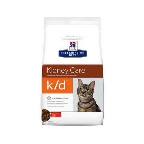 Hills prescription diet Hill's prescription diet feline k/d 5 kg - darmowa dostawa od 95 zł!