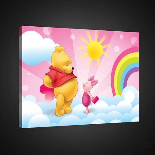 Obraz disney winnie the pooh ppd06 marki Consalnet
