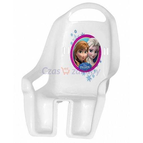 fotelik na rower dla lalek - frozen marki Stamp