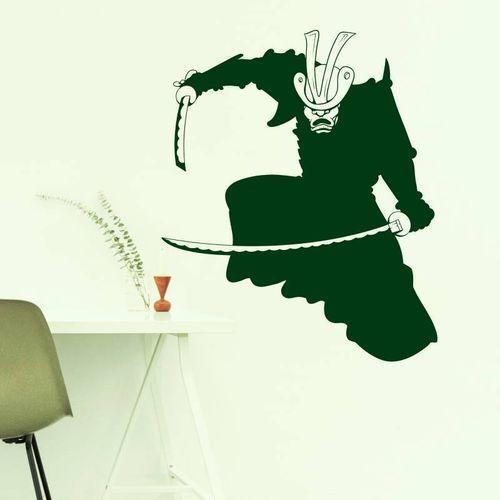 Naklejka samuraj 2075 marki Wally - piękno dekoracji