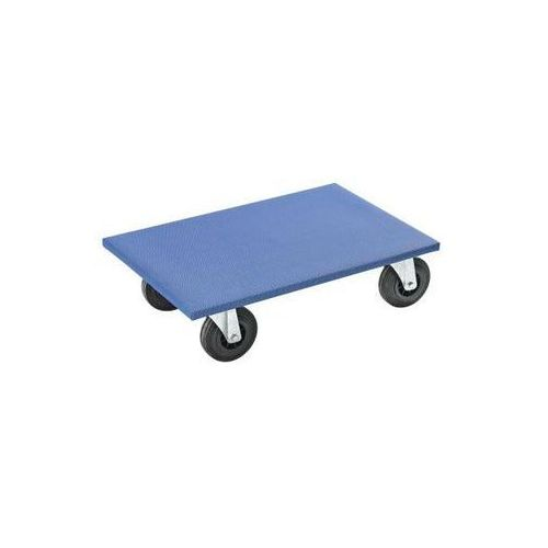 Wózek podmeblowy, dł. x szer. x wys. 600x400x170 mm, 2 - 4 szt. ze sklejki bukow marki E.s.b. engineering - system - bau