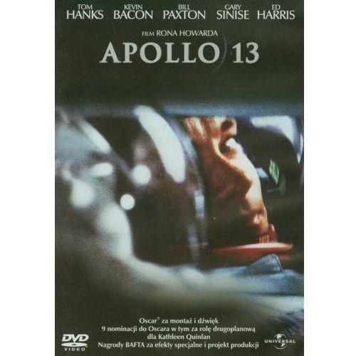 Apollo 13 (DVD) - William Broyles, Al Reinert OD 24,99zł DARMOWA DOSTAWA KIOSK RUCHU, 57723202793DV (200606)