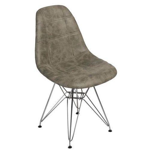 Krzesło p016 dsr pico szare marki Dkwadrat