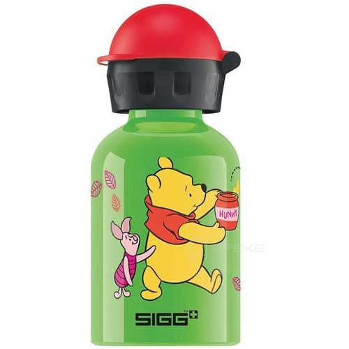 Sigg kids winnie the pooh butelka / bidon 0.3l dla dzieci - winnie the pooh