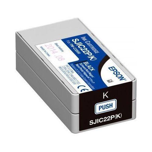 Epson Pojemnik z tuszem do drukarki colorworks c3500 (czarny)