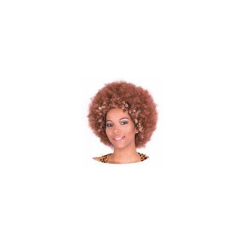 Peruka Brown Afro - GoDan Janusz Kraszek