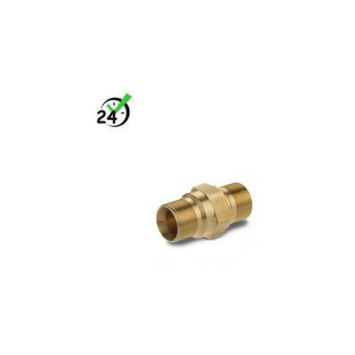 Złącze do węży (2x M22x1,5) do HD/HDS, K/Parts ✔SKLEP SPECJALISTYCZNY ✔KARTA 0ZŁ ✔POBRANIE 0ZŁ ✔ZWROT 30DNI ✔RATY 0% ✔GWARANCJA D2D ✔LEASING ✔WEJDŹ I KUP NAJTANIEJ (4039784284555)