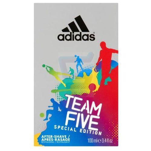 Adidas Team Five 100 ml woda po goleniu, 33768