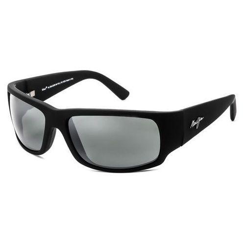 Okulary Słoneczne Maui Jim World Cup Polarized 266-02MR