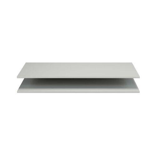 Be Pure Zestaw półek do szafy Shelves 62 cm białe 800892-M (8714713090747)