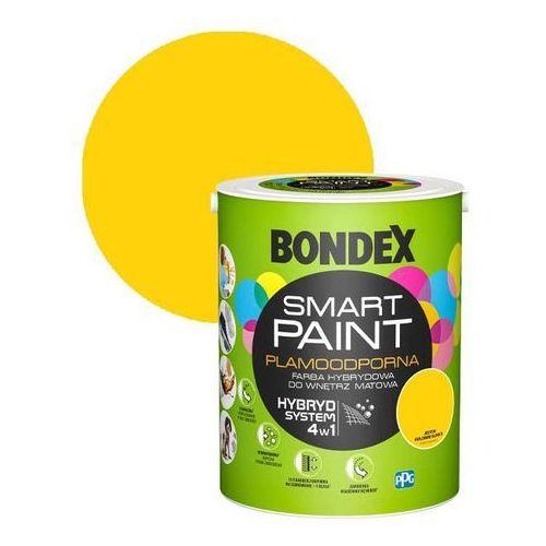 Bondex Farba hybrydowa smart paint jestem kolorem słońca 5 l (5904000041160)