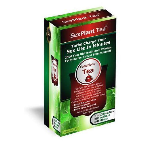 SexPlant Tea, podwaja Twoje mozliwości seksualne - sprawdź w wybranym sklepie