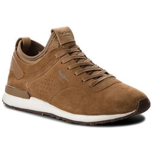Sneakersy PEPE JEANS - Boston Smart PMS30406 Tobacco 859