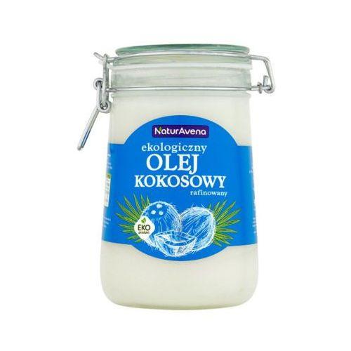 Naturavena  1l olej kokosowy rafinowany bio