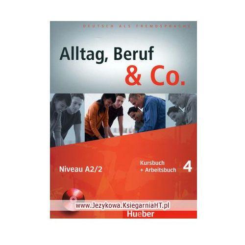 Alltag, Beruf & Co. 4, Kurs- und Arbeitsbuch mit CD zum AB (2010)