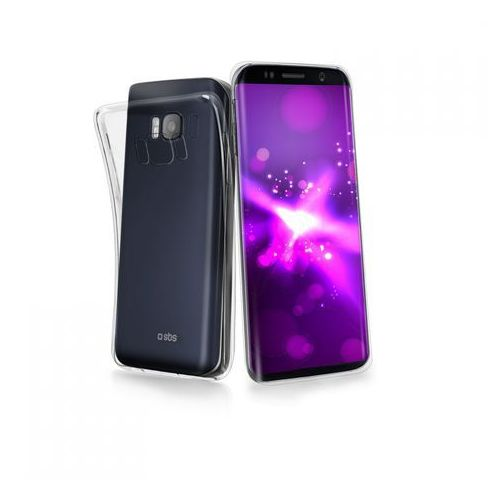 Etu SBS Skinny Cover do smartfona Samsung Galaxy S8+ Przezroczysty TESKINSAS8PT
