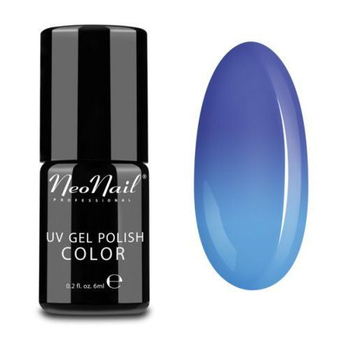 Lakier hybrydowy NeoNail UV 6ml - Termiczny Blue Heaven 5185-1, 5401-1_20170720140726
