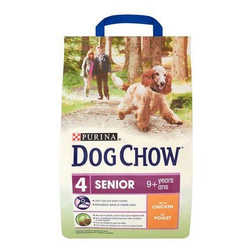 PURINA Dog Chow Senior Chicken 2,5kg