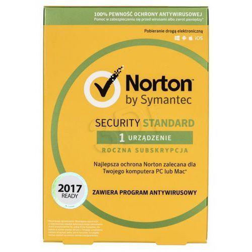 norton security standard 3.0 pl 1d/12m card mm marki Symantec