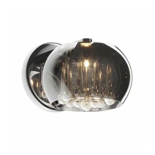 Zuma line Kinkiet crystal 1xg9 okrągła podstawa, w0076-01d-f4fz