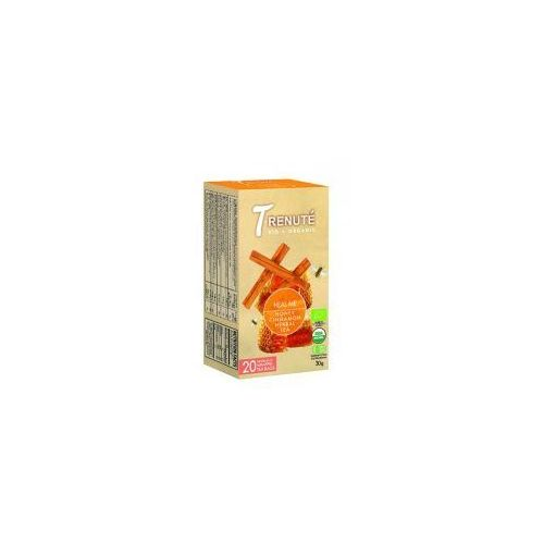 T'renute (herbaty) Herbatka cynamonowa o smaku miodu heal me1,5 g x 20 szt. bio 30 g t'renute (4792038700293)
