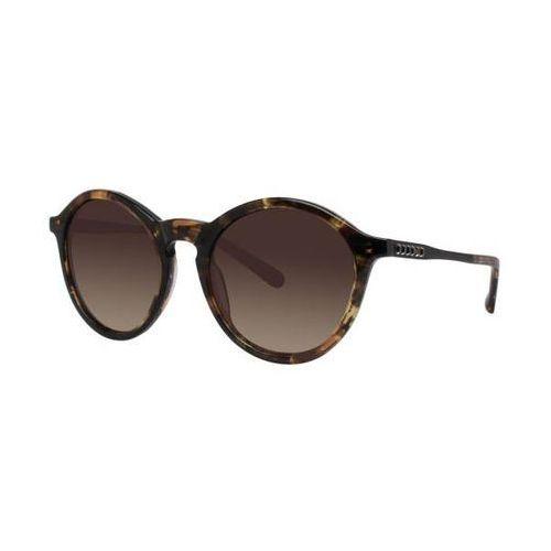 Vera wang Okulary słoneczne salvaza golden tortoise
