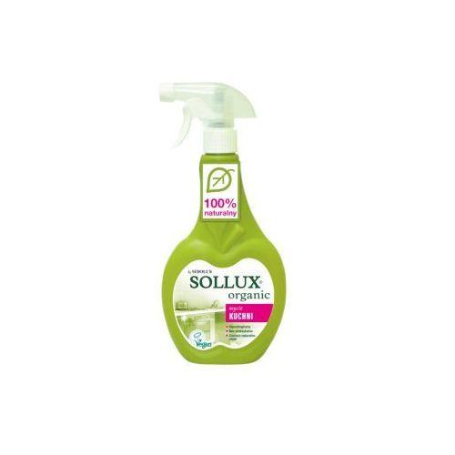 Sollux płyn do czyszczenia kuchni 500ml marki Lakma