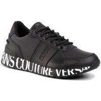 Sneakersy jeans couture - e0yubsn2 71247 899 marki Versace