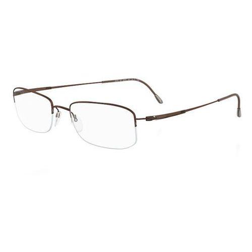 Silhouette Okulary korekcyjne  titan dynamics nylor 7791 6053