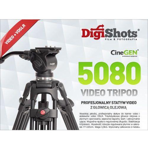 Cinegen Cg-5080 statyw do kamer video, kategoria: statywy fotograficzne