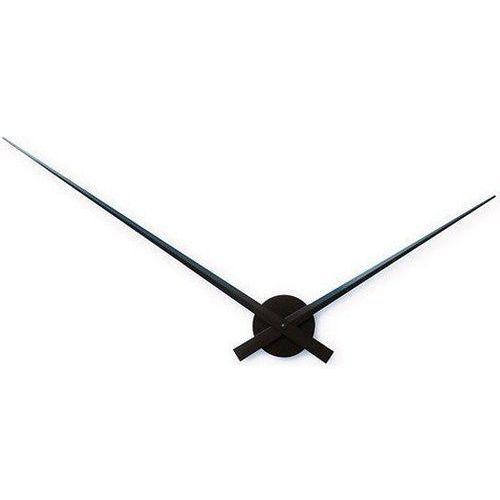 Nextime Zegar ścienny hands 90 cm czarny