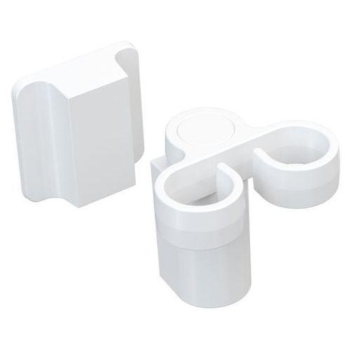 Uchwyt na szczotkę do mycia naczyń biały marki Magisso