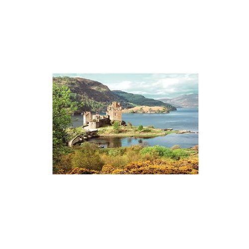 Puzzle 2000 elementów Zamek Eilean Donan Szkocja (C-200016-2), 1_500463