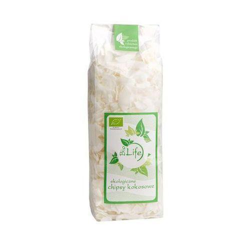 Biolife  150g chipsy kokosowe bio | darmowa dostawa od 150 zł!