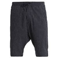 Maharishi LINEN LONG Szorty navy/grey