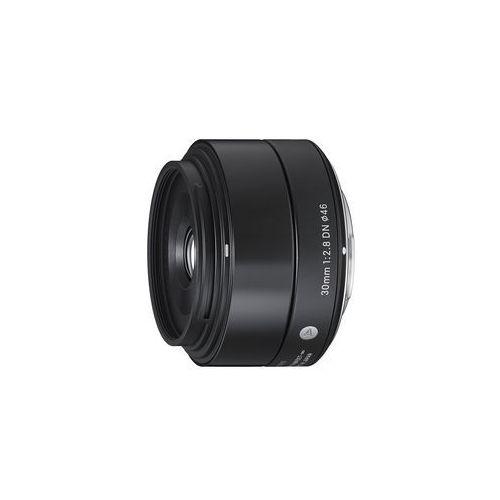 Sigma 30 mm f/2,8 DN A (czarny) Sony E - produkt w magazynie - szybka wysyłka!