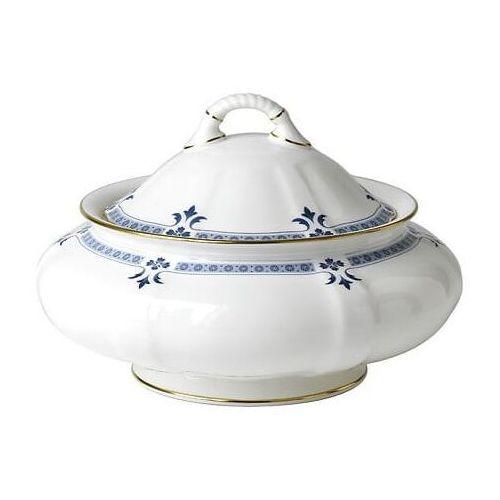 Royal crown derby grenville imbryk mała waza na wrzywa lub zupę