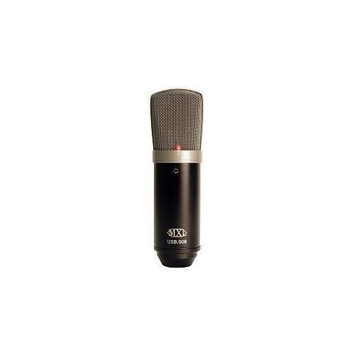 MXL USB.008 mikrofon pojemnościowy USB - produkt z kategorii- Mikrofony