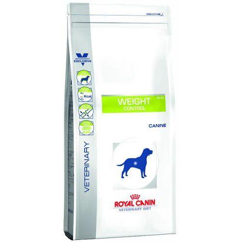 dog weight control ds30 14kg wyprzedaż [02.11.2018] marki Royal canin vet